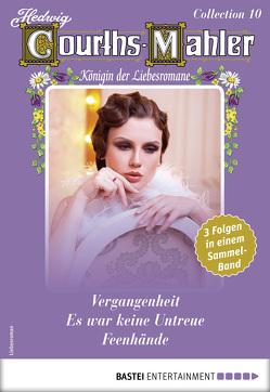 Hedwig Courths-Mahler Collection 10 – Sammelband von Courths-Mahler,  Hedwig