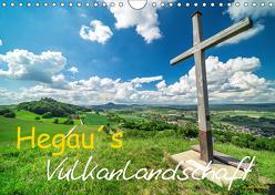 Hegau´s Vulkanlandschaft (Wandkalender 2019 DIN A4 quer) von Di Domenico,  Giuseppe