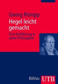 Hegel leicht gemacht von Römpp,  Georg