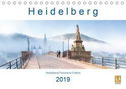 Heidelberg 2019 (Tischkalender 2019 DIN A5 quer) von Christopher Becke,  Jan
