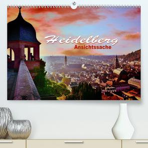 Heidelberg – Ansichtssache (Premium, hochwertiger DIN A2 Wandkalender 2020, Kunstdruck in Hochglanz) von Bartruff,  Thomas