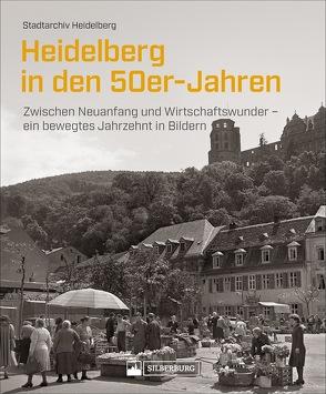 Heidelberg in den 50er-Jahren von Stadtarchiv Heidelberg