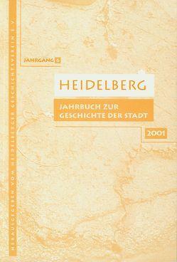 Heidelberg. Jahrbuch zur Geschichte der Stadt von Buselmeier,  Michael, Düchting,  Reinhard, Fink,  Oliver