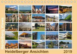 Heidelberg Views – Heidelberger Ansichten (Tischkalender 2019 DIN A5 quer) von Seethaler Fotografie,  Thomas
