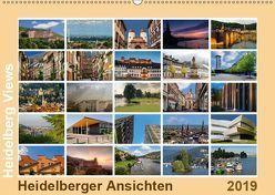Heidelberg Views – Heidelberger Ansichten (Wandkalender 2019 DIN A2 quer) von Seethaler Fotografie,  Thomas
