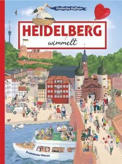 Heidelberg wimmelt von Hoffman,  Kimberley