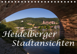 Heidelberger Stadtansichten (Tischkalender 2021 DIN A5 quer) von Matthies,  Axel