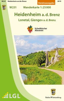 Heidenheim a.d.Brenz – Lonetal, Giengen a.d.Brenz
