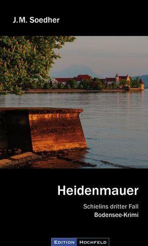 Heidenmauer von Soedher,  Jakob M