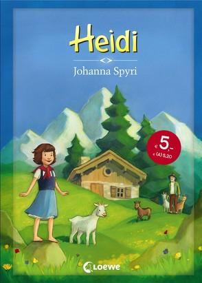 Heidi von Coulmann,  Jennifer, Margineanu,  Sandra, Spyri,  Johanna