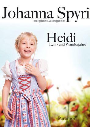 Heidi von Spyri,  Johanna