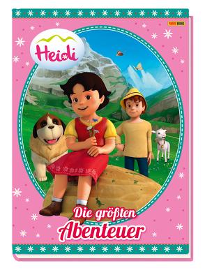 Heidi: Die größten Abenteuer von Weber,  Claudia