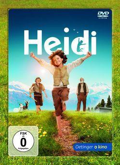 Heidi (DVD) von Gsponer,  Alain, Spyri,  Johanna