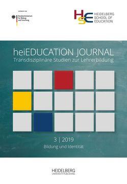 heiEDUCATIONJOURNAL / Bildung und Identität von Busse,  Beatrix, Härle,  Gerhard, Samida,  Stefanie, Wienand,  Christiane