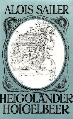 Heigoländer Hoigelbeer von Carstensen,  Lorenz, Frei,  Hans, Kroemer,  Heinrich, Sailer,  Alois