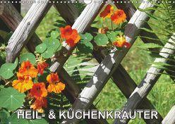 Heil- und Küchenkräuter (Wandkalender 2019 DIN A3 quer) von Geduldig,  Bildagentur