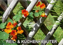 Heil- und Küchenkräuter (Wandkalender 2020 DIN A3 quer) von Geduldig,  Bildagentur