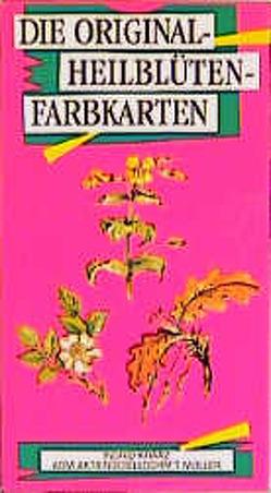 Heilblüten Farbkarten von Kraaz von Rohr,  Ingrid