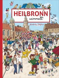 Heilbronn wimmelt von Hoffman,  Kimberley