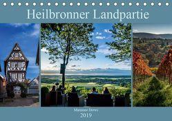 Heilbronner Landpartie (Tischkalender 2019 DIN A5 quer) von Drews,  Marianne