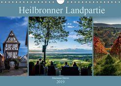 Heilbronner Landpartie (Wandkalender 2019 DIN A4 quer) von Drews,  Marianne