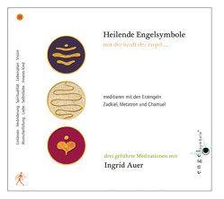 Heilende Engelsymbole No. 2 von Auer,  Ingrid, Eicher,  Andi, Tejral,  Wolfgang