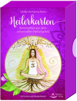 Heilerkarten von Kern,  Ulrike Annyma