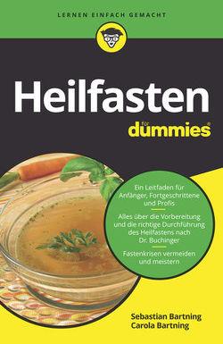 Heilfasten für Dummies von Bartning,  Carola, Bartning,  Sebastian