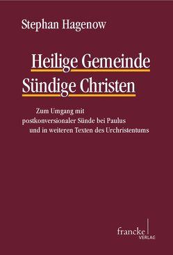 Heilige Gemeinde – Sündige Christen von Hagenow,  Stephan