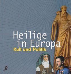 Heilige in Europa von Nikitsch,  Herbert
