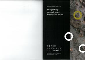 Heiligenberg – Ausgrabungen, Funde, Geschichte von Arnhold,  Simone, Elmshäuser,  K, Hucker,  Bernd Ulrich, Niemuth,  S, Schweitzer,  Chr, Vogeding,  Ralf, Wulf,  Friedrich-Wilhelm
