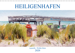 Heiligenhafen in Aquarell (Wandkalender 2020 DIN A3 quer) von Meier,  Wiebke