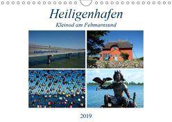 Heiligenhafen – Kleinod am Fehmarnsund (Wandkalender 2019 DIN A4 quer) von Grobelny,  Renate