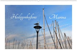 Heiligenhafens Marina (Wandkalender 2020 DIN A2 quer) von Grobelny,  Renate