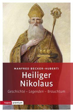 Heiliger Nikolaus von Becker-Huberti,  Manfred