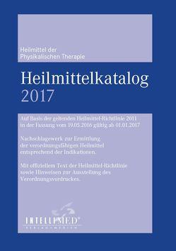 Heilmittelkatalog 2017 – Heilmittel der Physikalische Therapie