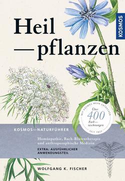Heilpflanzen von Fischer,  Wolfgang K