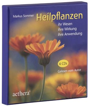 Heilpflanzen von Sommer,  Markus