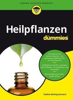 Gesünder leben mit Heilpflanzen für Dummies von Berling-Aumann,  Nadine