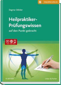 Heilpraktiker-Prüfungswissen von Dölcker,  Dagmar