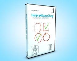 Heilpraktikerprüfung von Sandrowski,  Werner, Schnura,  Thomas