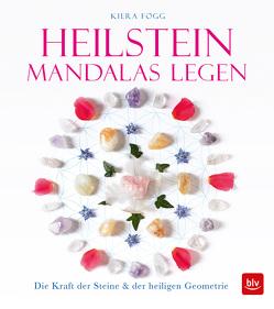 Heilstein-Mandalas legen von Fogg,  Kiera