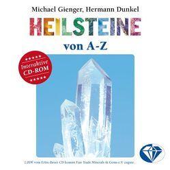 Heilsteine von A – Z von Dunkel,  Hermann, Gienger,  Michael