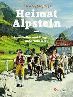 Heimat Alpstein von Engelsing,  Tobias