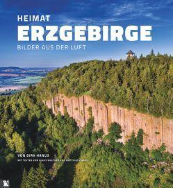 Heimat Erzgebirge von Hanus,  Dirk, Walther,  Klaus, Zwarg,  Matthias