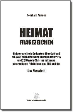 Heimat Fragezeichen von Ammer,  Reinhard