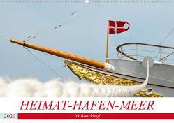 Heimat-Hafen-Meer (Wandkalender 2020 DIN A2 quer) von Boockhoff,  Irk