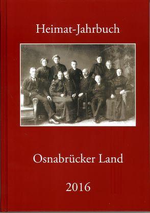 Heimat-Jahrbuch Osnabrücker Land 2016
