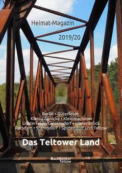 Heimat-Magazin 2019/20 von Seider,  Frank Jürgen