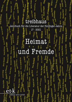 Heimat und Fremde von Häntschel,  Günter, Häntzschel,  Günter, Hanuschek,  Sven, Leuschner,  Ulrike